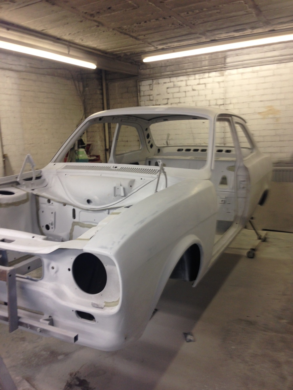 Ford Escort Body