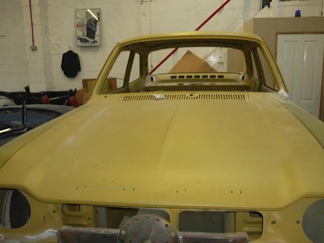 Bonnet Restoration
