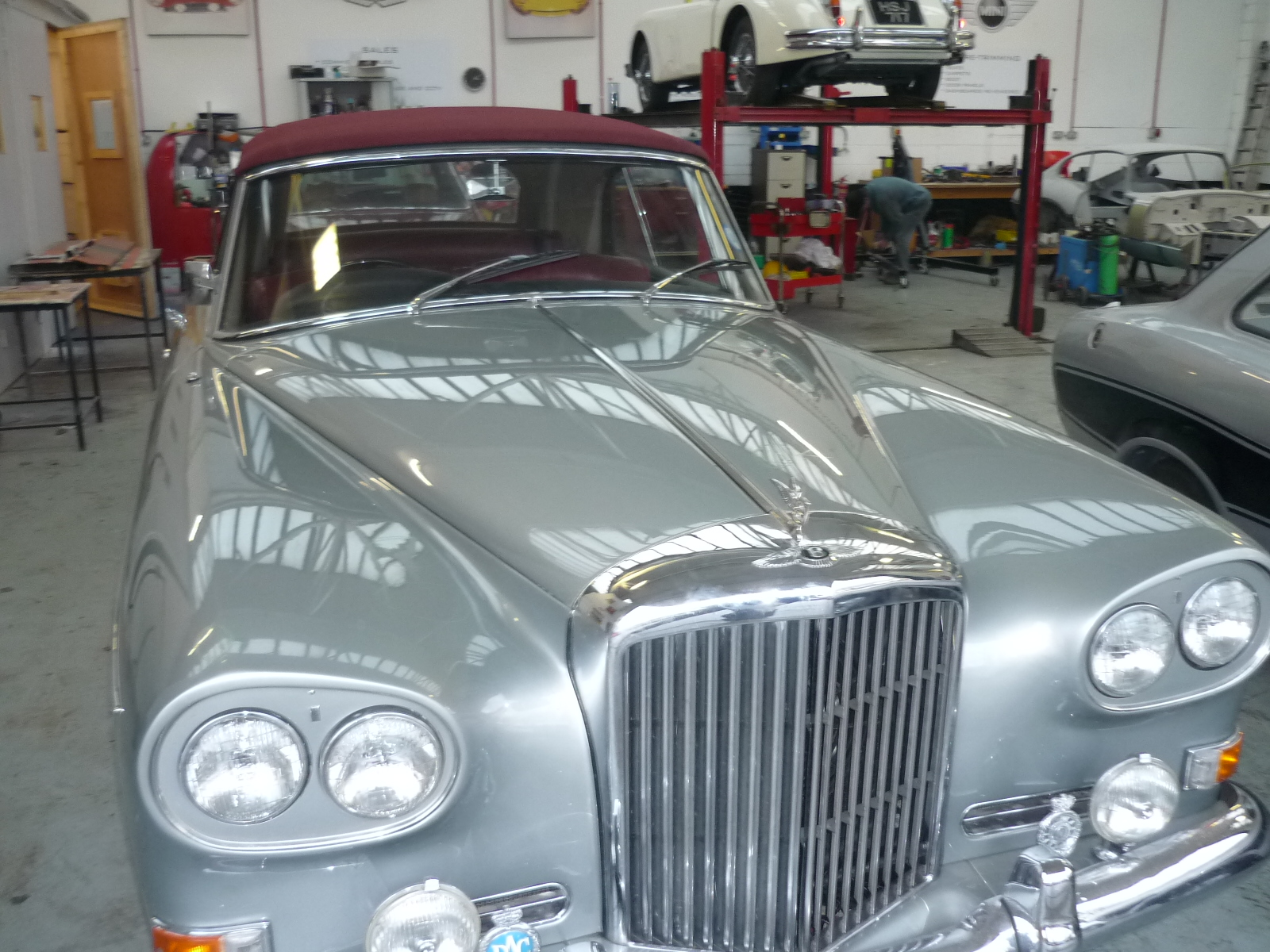 Fully Restored Bentley Continental