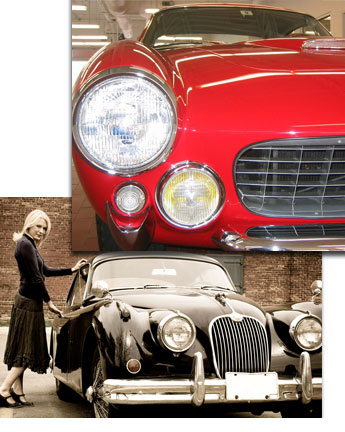 Classic Car Restoration and Repairs