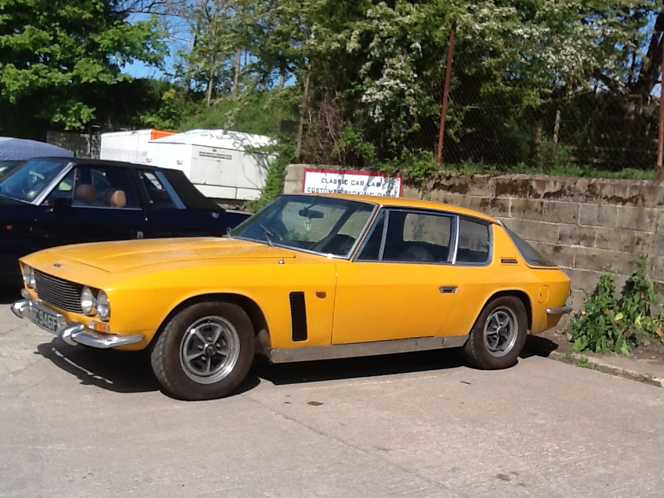 Jensen Interceptor 1967