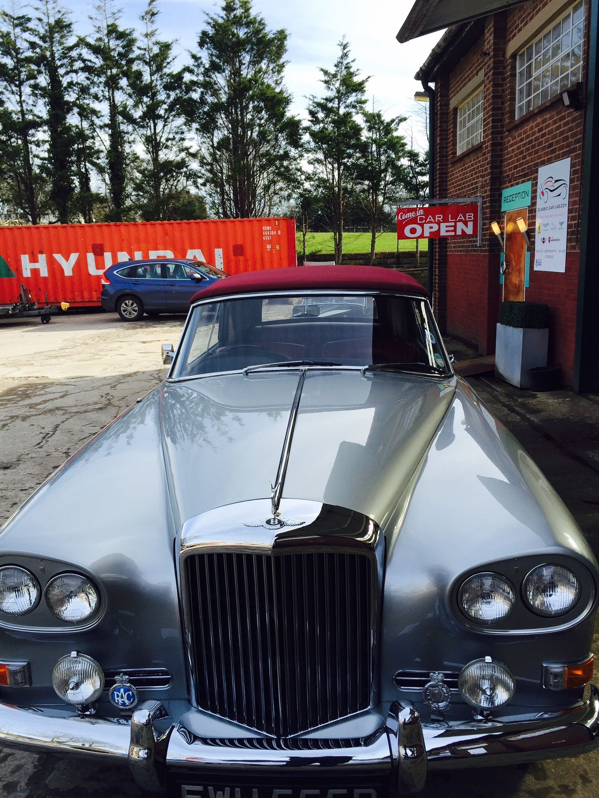Bentley Continental Fully Restored